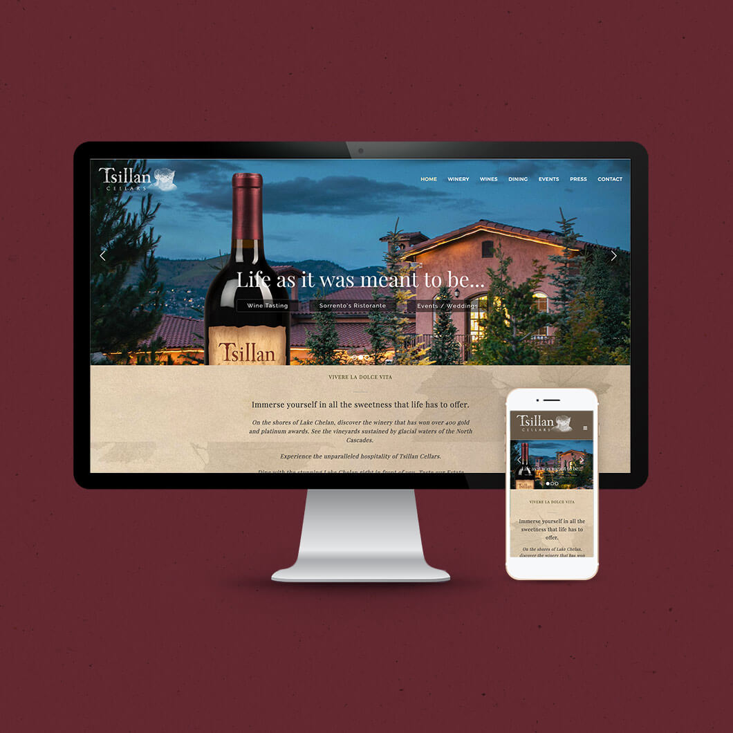 Web Design in Washington