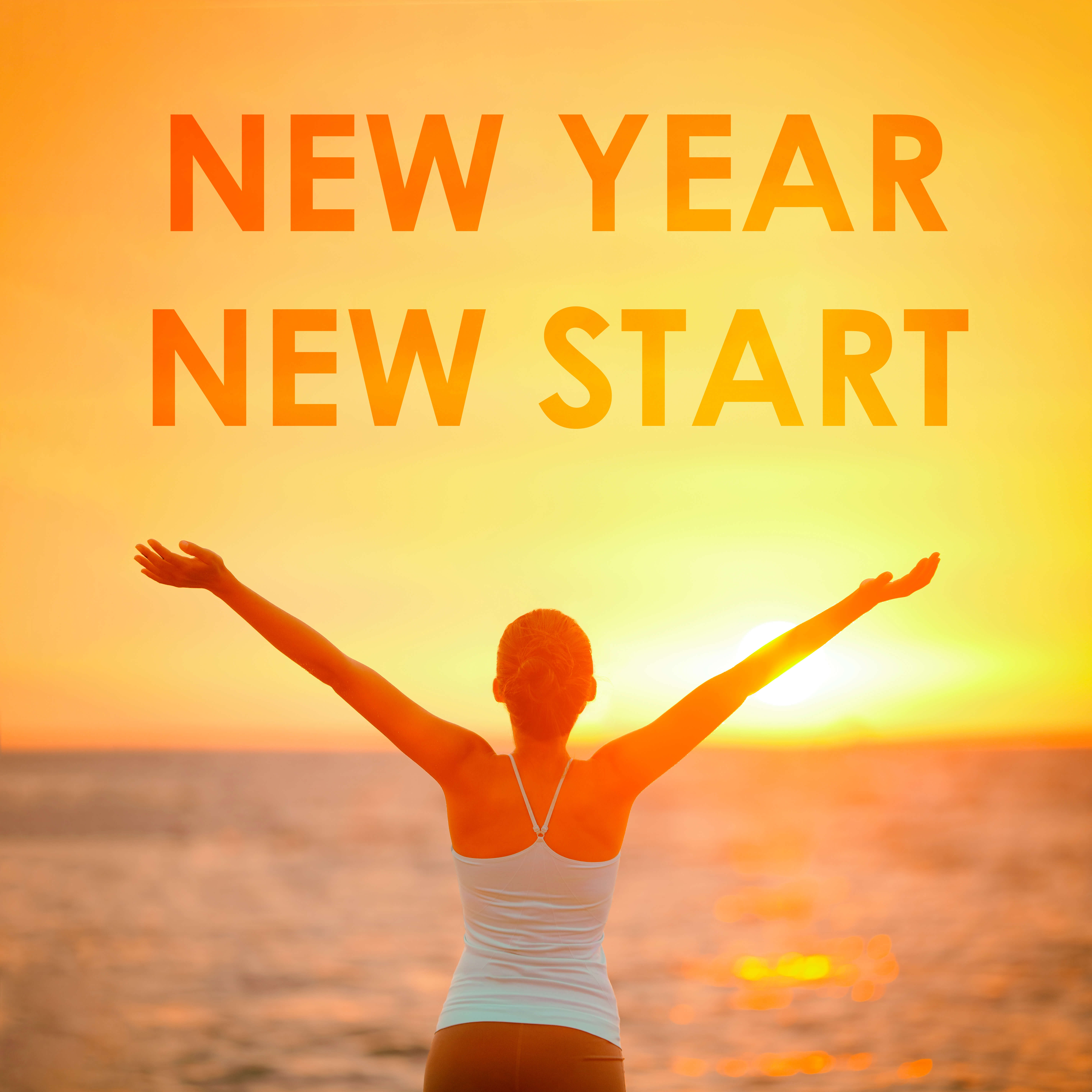 New Year New Start Motivational Message Inspirational Quotes For